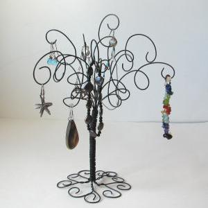 Wire Jewelry Tree Stand , Earring, ..